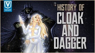 history of cloak and dagger
