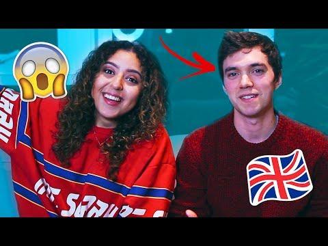 بريطاني يتحدث اللغة العربية بطلاقة! | جنى فلوقز