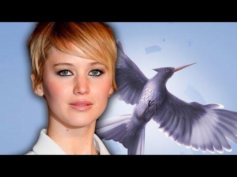 Hunger Games Mockingjay Part 1 Cast On Set