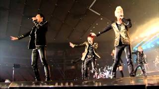 JYJ - Be The One (2013 Concert in Tokyo Dome) [English karaoke sub]