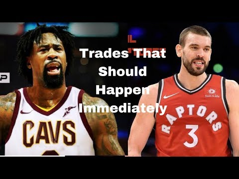 5 NBA Trades That Should Happen IMMEDIATELY