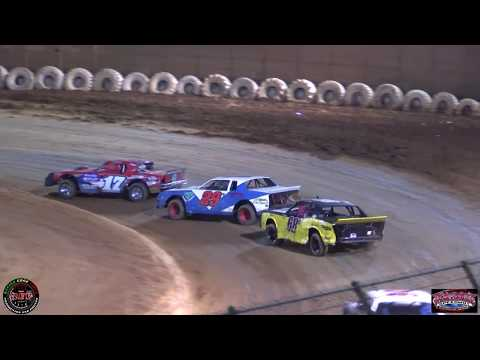 Placerville Speedway August 10th, 2019 Pure Stocks Highlights
