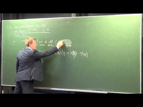 Lecture 11: Symmetry (International Winter School on Gravity and Light 2015)
