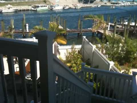 """Paradise Harbour"" waterfront Mansion rental with Dockage in Old Town Key West!"