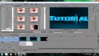 Sony Vegas Pro 11 - Intro Profisional