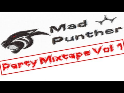 Trap Party Mixtape Vol. 1 (Mixed by Mad Punther)