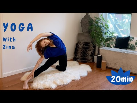 Yoga Stress Relief, Energy Flow