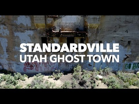 Exploring Standardville | Utah Ghost Towns