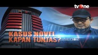 Laporan Utama: Kasus Novel Kapan Tuntas? (15/1/2019)