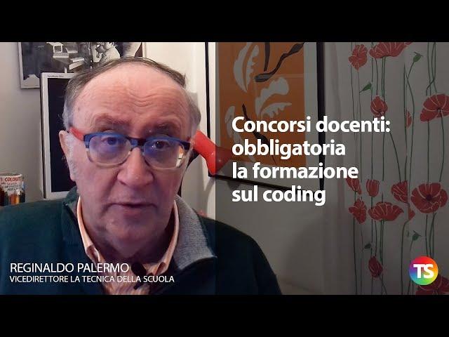 Concorsi docenti: obbligatoria la formazione sul coding