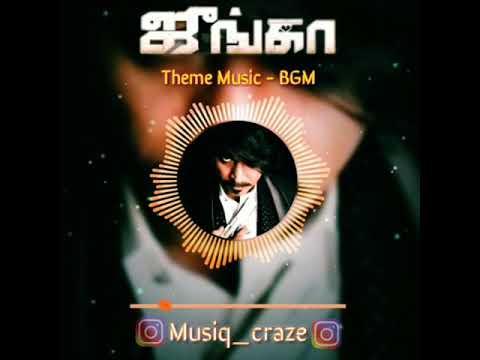 Vijay Sethupathi Latest Junga - Theme Music BGM HD | WhatsApp Status