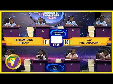Eltham Park Primary vs Vaz Preparatory   TVJ Jnr. SCQ 2021 - Oct 12 2021
