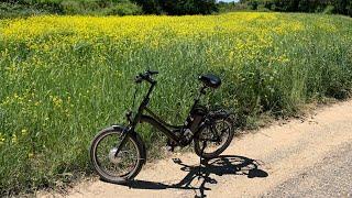 Vélo électrique Momentum 2wenty retour d expérience !♀️