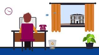 Gemeente Overbetuwe - Animatie Thuis Werken
