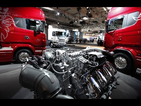 Как убить мотор #Scania