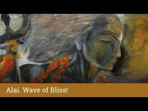 Alai - Wave of Bliss with lyrics -  18 Minutes Dance with Sadhguru