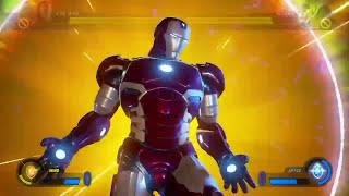 Marvel vs Capcom Infinite: The Avengers Vs Thanos and Ultron