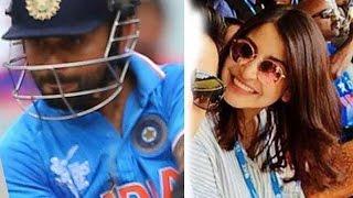 Snapped: Anushka Sharma In Sydney To Cheer Virat Kohli