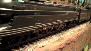 MTH TRAINS: PENNSY. POWER !!
