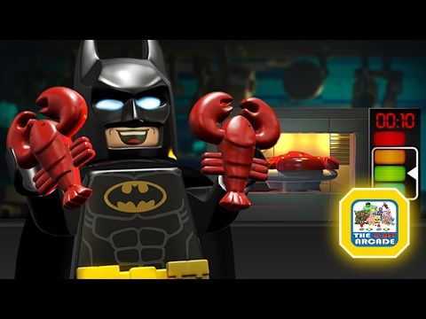 The Lego Batman Movie: Lobster Thermidor - Batman's Favorite Dish (High-Score Gameplay)