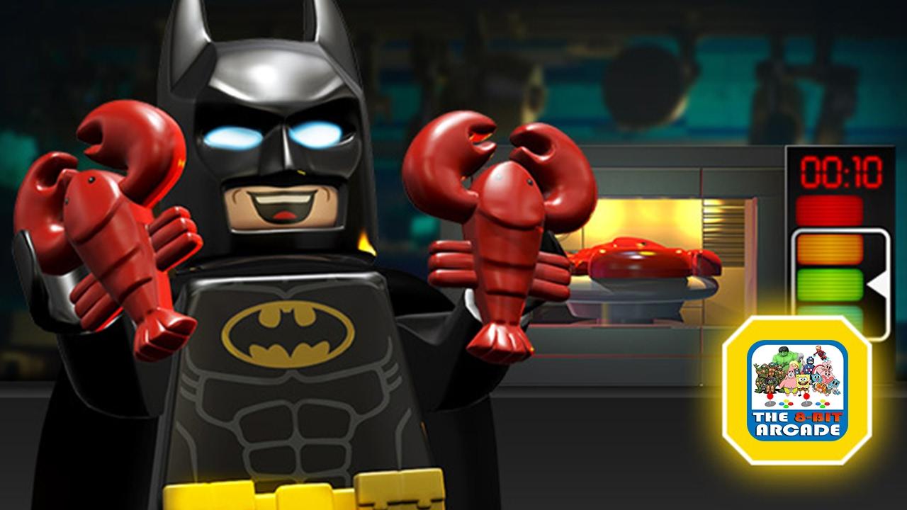 The Lego Batman Movie: Lobster Thermidor - Batman's Favorite Dish (High-Score Gameplay) - YouTube
