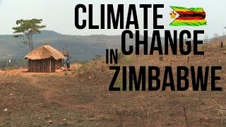 Climate change in Zimbabwe