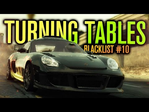 Turning The Tables... AGAIN...? | Need for Speed Most Wanted Let's Play #11