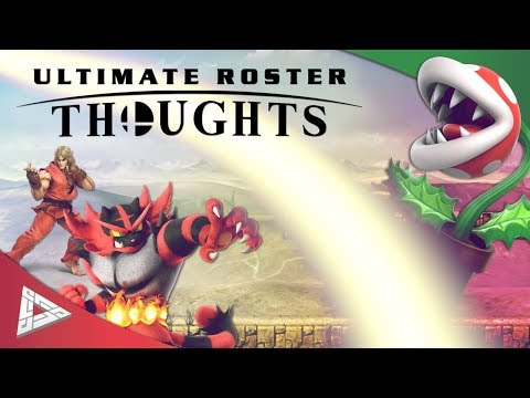 Thoughts on Smash Ultimate's Controversial Cast of Newcomers