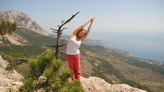 """Как появилась йога? Документальная зарисовка """"Natural Yoga"""""""