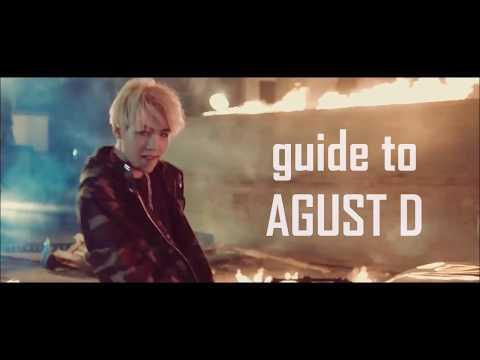 "BTS Mixtapes #2: ""AGUST D"" by SUGA (English lyrics guide)"