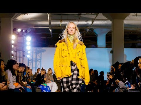 R13 | Fall Winter 2018/2019 Full Fashion Show | Exclusive