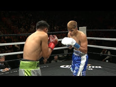 Karlos Balderas vs Jorge Rojas (Footage Courtesy of Premier Boxing Champions)