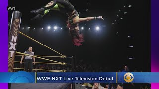 WWE NXT Ready To Take On All Elite Wrestling