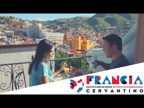 Francia presente en el Festival Cervantino de Guanajuato 2017