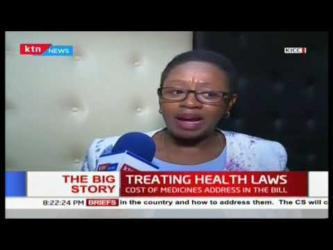 The Big Story: MPs demand regulation of healthcare costs in the country