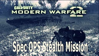 Call of Duty: Modern Warfare 2 - Spec OPS Stealth Mission | Sniper Pripyat