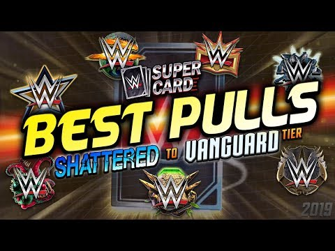 BEST EVER WWE SuperCard PULLS!! (2019)