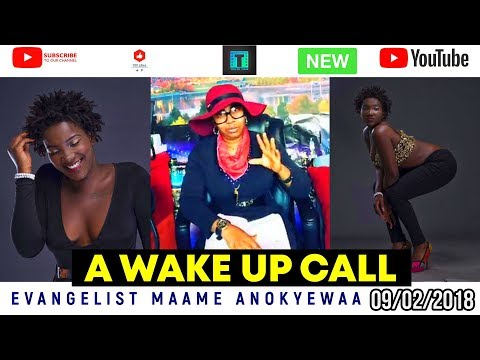 Ebony Is  Gone , It's a Wake Up Call to the Youth and  Men Of God By Maame Anokyewaa
