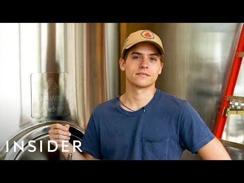 How Dylan Sprouse's All-Wise Meadery Puts A Fresh Spin On Mead