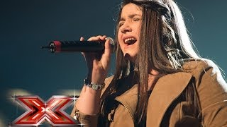 Ilma Karahmet (Hurt - Christina Aguilera) - X Factor Adria - LIVE 6