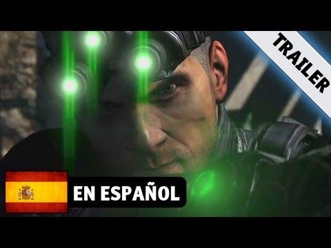 Splinter Cell: Blacklist - Trailer de Lanzamiento (Español)