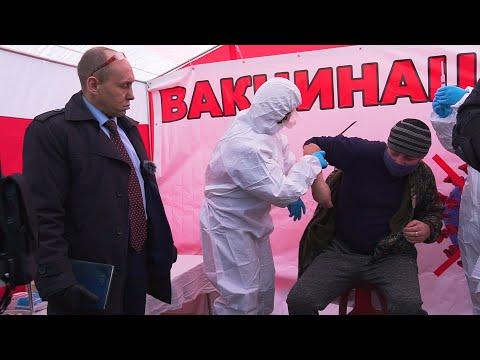 Виталий Наливкин Вакцинация