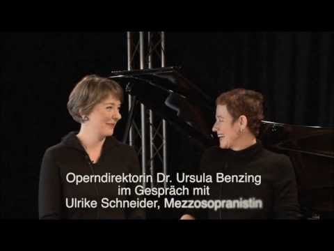 operngespr ch dr ursula benzing und ulrike schneider youtube. Black Bedroom Furniture Sets. Home Design Ideas
