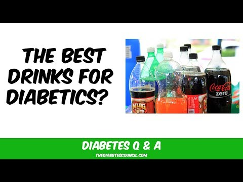 What Can I Drink If I Have Diabetes?