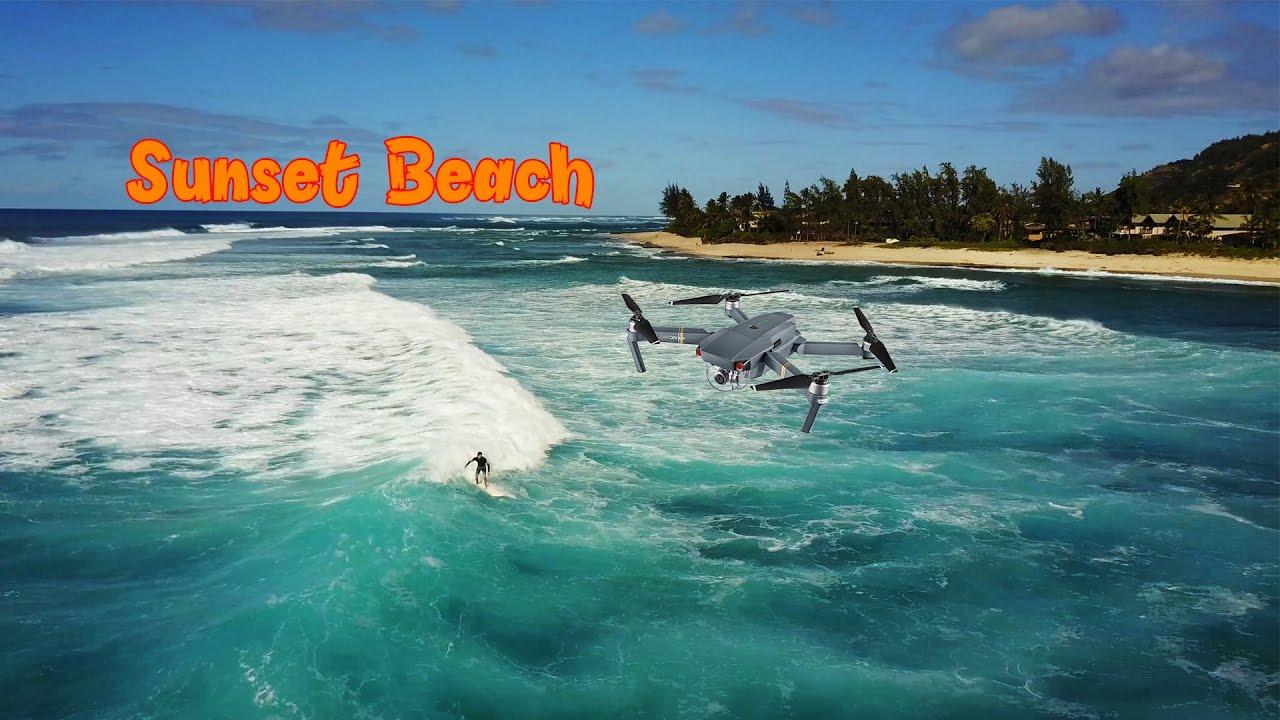Hawaii 2017 Surf At Sunset Beach Dji Mavic Pro 4k