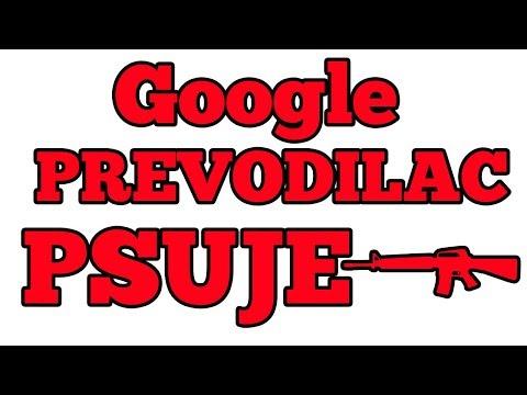 Google Prevodilac Psuje Youtube