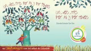 Dónde estarán tan tan Ft. Juanes - Cantoalegre - Un, dos, tres por mí y por todos thumbnail