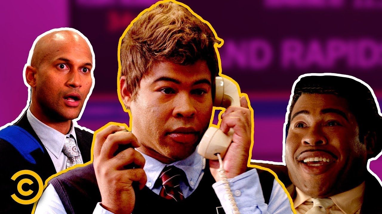 The Worst Airline Experiences - Key & Peele