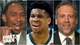 What Giannis' deal means for Stephen A. Smith | First Take