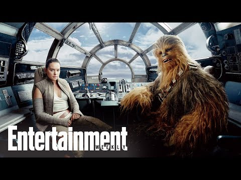 New 'Last Jedi' Details: Laura Dern, Benicio Del Toro Characters | News Flash | Entertainment Weekly